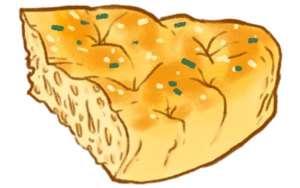 Foccaciabrød